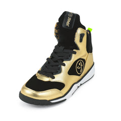 Zumba Energy Boom - Metallic Gold