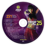 Mega Mix 25 CD