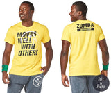 Moves Well With Others Zumba Instructor Tee