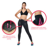 Zumba Legend Ankle Leggings With Swarovski Crystals