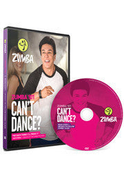 Zumba 101 – Can't Dance DVD