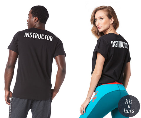 Feel Every Beat Instructor Tee