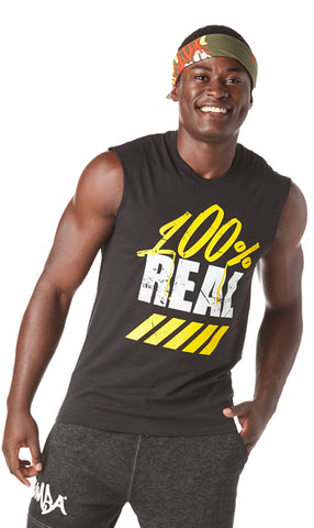 Love Over Likes Men's Muscle Tank