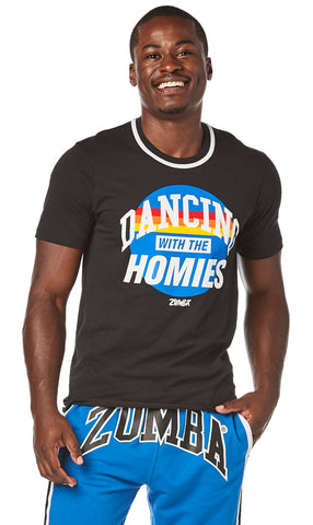 Dancing With The Homies Tee