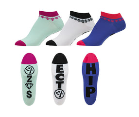 Hip Hop Honey Socks (3pk)