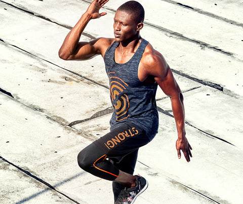 STRONG by Zumba® Men's Instructor Tank