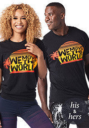 We Move The World Instructor Graphic Tee