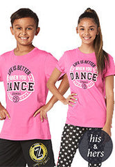When You Dance Tee