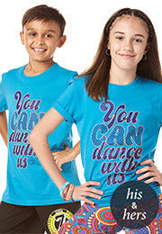 You Can Dance With Us Tee