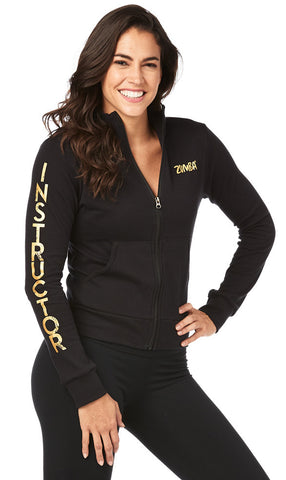 Zumba Instructor Zip-Up Jacket