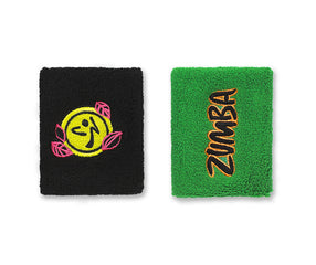 Zumba Love Wristbands 2 PK