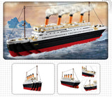 LARGE TITANIC KIT M38-B0577 (65CM LONG)