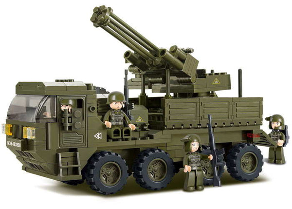 Heavy Transporter     M38-B0302