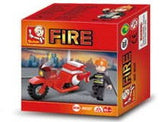 Fire Fighting Motorcycle-M38-B0327