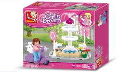 Girl's Dream Fountain - M38-B0519