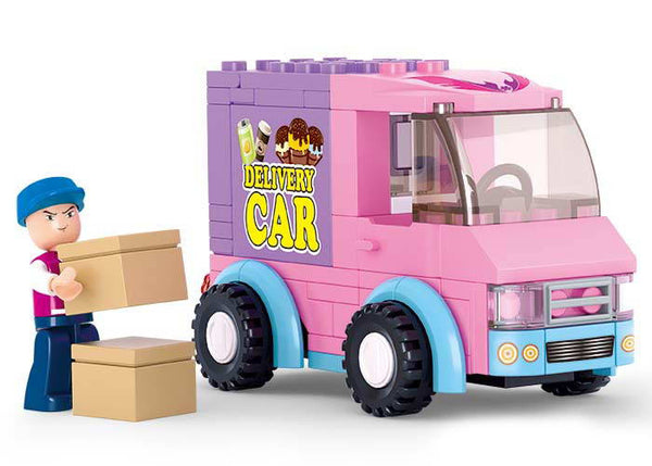 Girl's Dream Distribution Car - M38-B0520