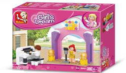 Girl's Dream Piano Solo M38-B0521