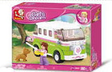 Girl's Dream Touring Wagon- M38-B0523