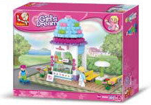 Girl's Dream Ice Cream Shop M38-B0525