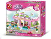 Girl's Dream Snooker Club M38-B0527