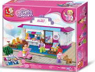 Girl's Dream Cafe M38-B0528