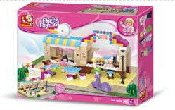 Girl's Dream Outdoor Inn M38-B0530