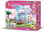 Girl's Dream Garden Villa M38-B0535