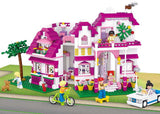 Girl's Dream Seaside Villa M38-B0536