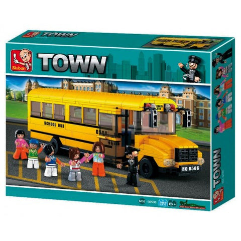 Big School Bus M38-B0506