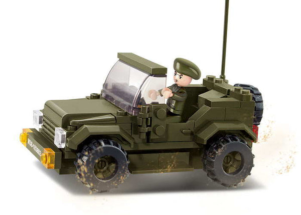Prowler Military Jeep     M38-B0296
