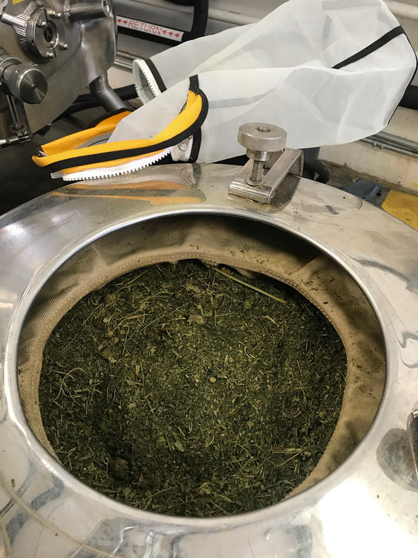 80lb Plant Drying Centrifuge - 1000 RPM