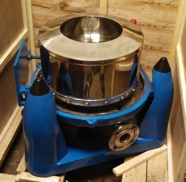 Solid Bowl Centrifuge - 50KG Manual Purge