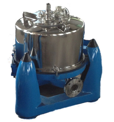 26 Gal Capacity Plant Drying Centrifuge - 1500 RPM