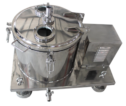 Ethanol Wash and Recovery Basket Centrifuge - 10lb