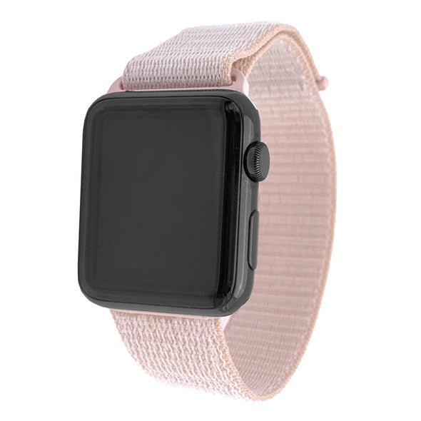 44mm & 42mm Apple Watch Band - Barely Pink - Elemental Cases