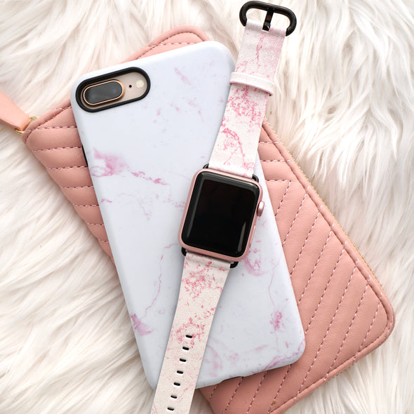 iPhone SE / 8 / 7 Case - Dusty Pink
