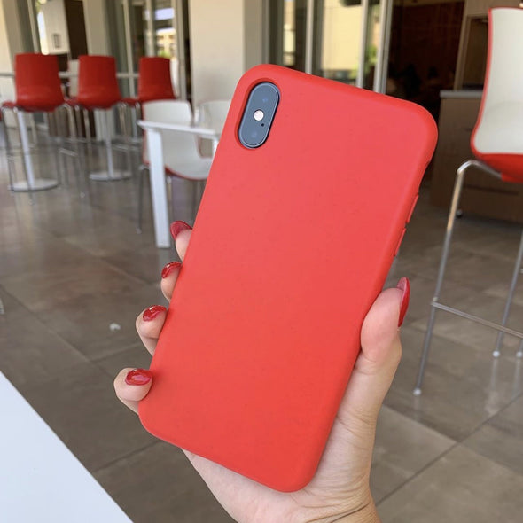 iPhone XS Max Conscious Case - Poppy