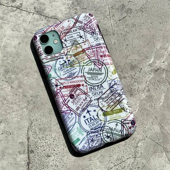 iPhone XS Max Case - Wanderer