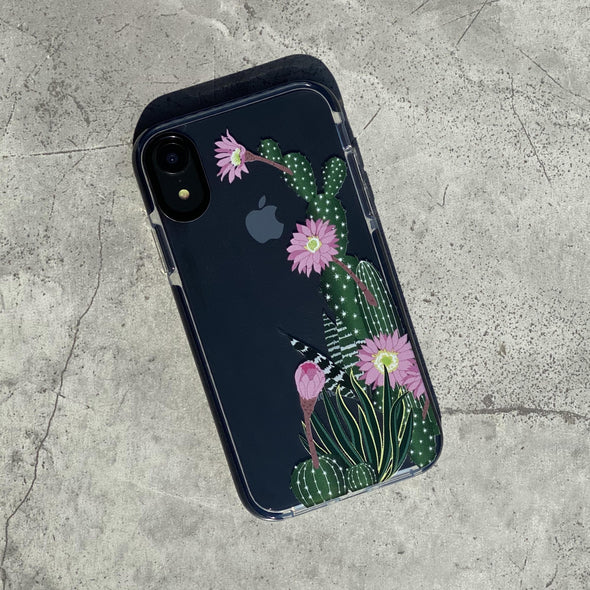 iPhone XS Max Case - Desert Blossom
