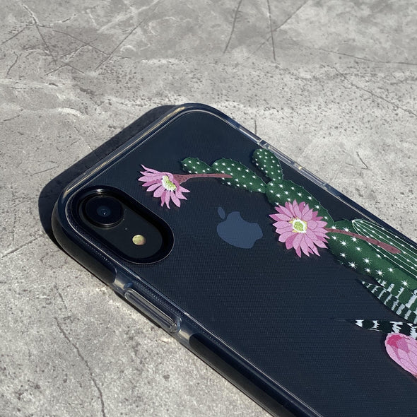 iPhone XR Case - Desert Blossom