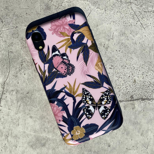 iPhone XS / X Case - Jardin