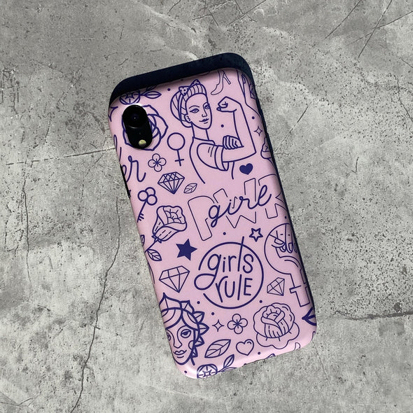 iPhone XS / X Case - Ladylike