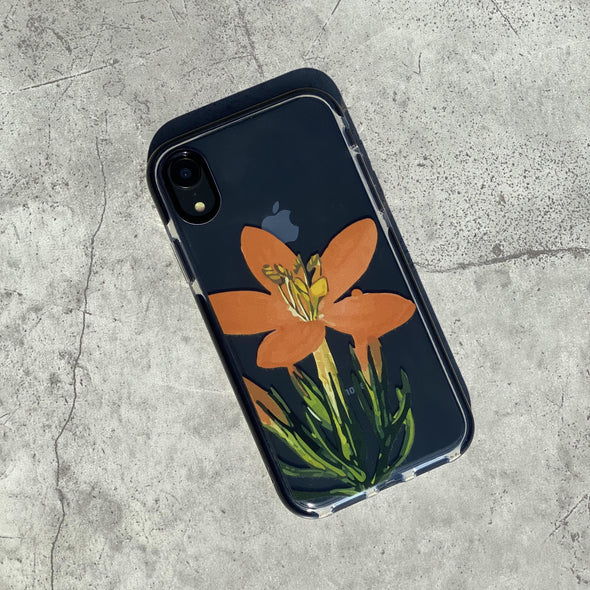 iPhone XS Max Case - Daylily