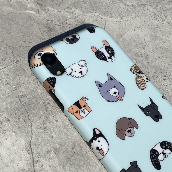 iPhone XS Max Case - Doggos