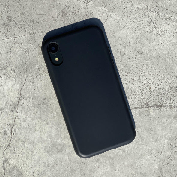 iPhone XR Conscious Case - Charcoal