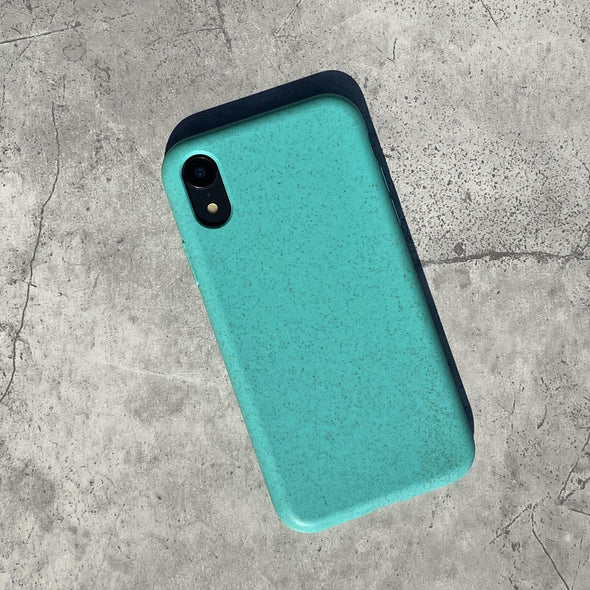 iPhone XR Conscious Case - Seafoam