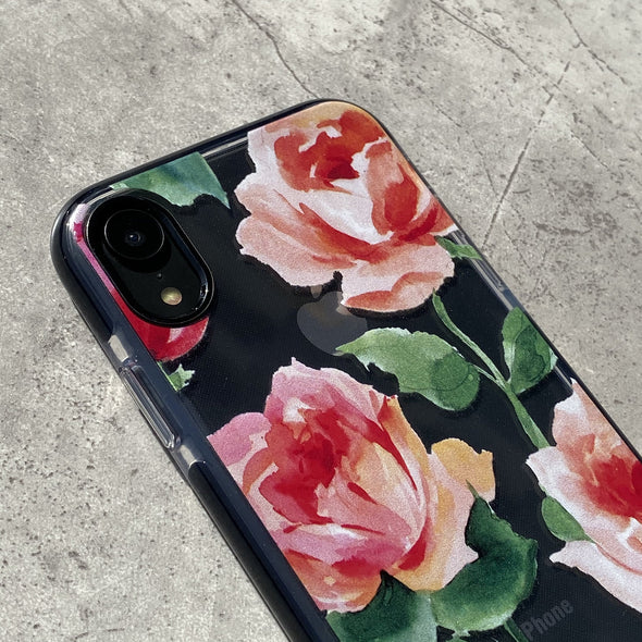 iPhone XS / X Case - Rosette