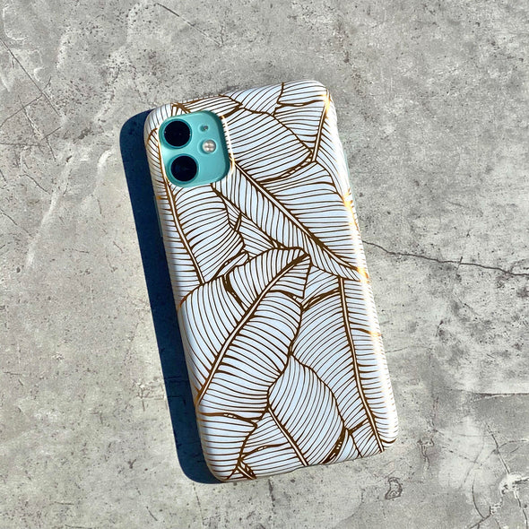 Ultra Thin iPhone 11 Pro Case - Gilded