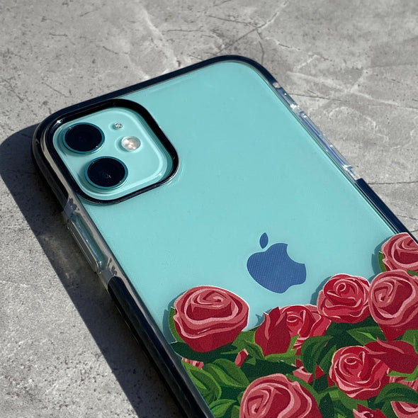 iPhone 11 / XR Case - Rose Bush