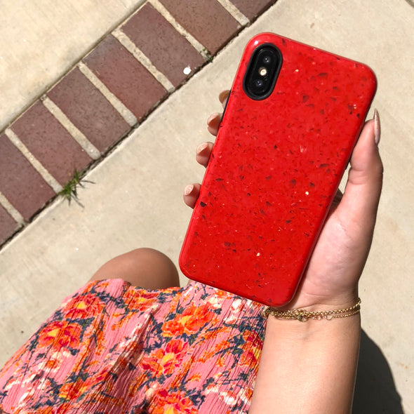 iPhone SE / 8 / 7 Case - Tango Red